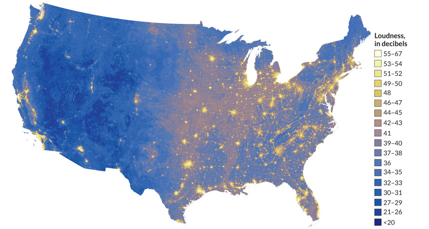 US-sound-loudness-map